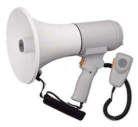 拡声器 TOA ハンド型・ショルダー型 兼用メガホン 15W ER-3115