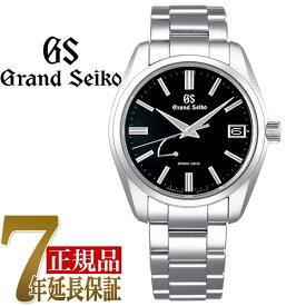 セイコー GRAND SEIKO Heritage Collection Traditional メンズ 腕時計 ブラック SBGA467
