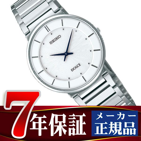 【SEIKO DOLCE&EXCELINE】セイコー ドルチェ クォーツ メンズ 腕時計 SACK015【ネコポス不可】