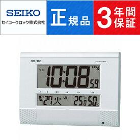 SEIKO CLOCK セイコー クロック プログラム機能つき SQ435W