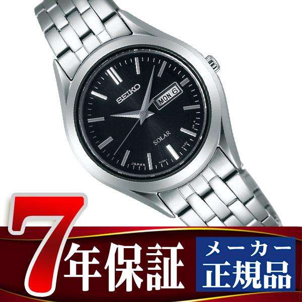 【SEIKO SPIRIT】セイコー スピリット ペアモデル ソーラー レディース 腕時計 STPX031