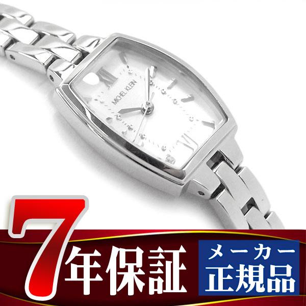 【MICHEL KLEIN】ミッシェルクラン クォーツ レディース 腕時計 AJCK083