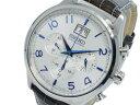 【逆輸入SEIKO5】セイコー SEIKO クロノ クオーツ メンズ 腕時計 SPC155P1