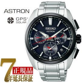 セイコー SEIKO アストロン Global Line Sport 5X Titanium メンズ 腕時計 ブラック SBXC103