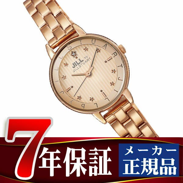 【JILL by JILL STUART】ジルバイ ジルスチュアート NYNY ニューヨーク・ニューヨーク SEIKO セイコー スターインデックス スワロフスキー 腕時計 レディース NJAK001