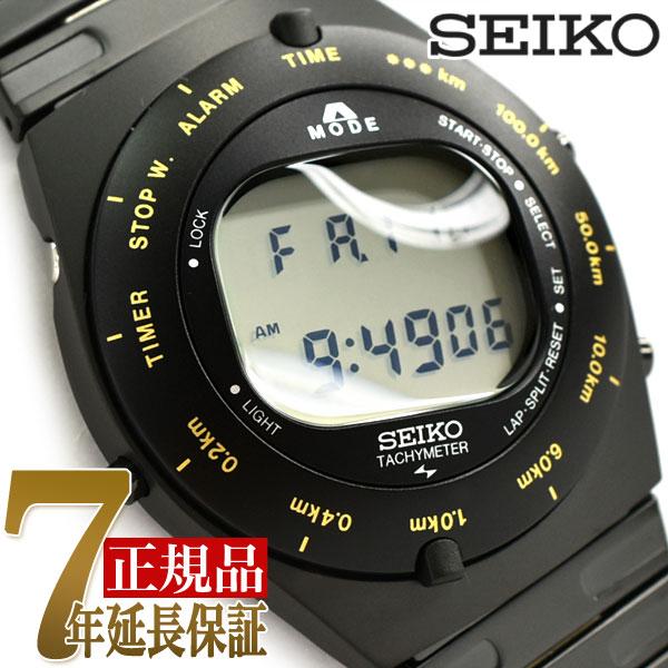 【SEIKO SELECTION】セイコーセレクション ジウジアーロ・デザイン GIUGIARO DESIGN 限定モデル ユニセックス デジタル 腕時計 SBJG003【あす楽】