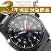 擰男子精工5自動,并且是手表全部黑色黑色撥盤IP黑色不銹鋼皮帶SNZG17K1