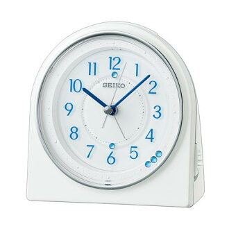 Alarm clock KR876W with the SEIKO crystal