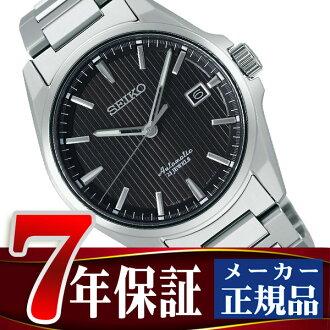 自动拧セイコープレザージュメンズ,并且手缠,并且是男子手表SARX015