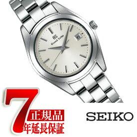 【当店限定豪華4点セットおまけ付き】【GRAND SEIKO】グランドセイコー クオーツ 腕時計 レディース アイボリーダイアル STGF265