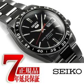 セイコー セイコー5 SEIKO5 セイコーファイブ メンズ 腕時計 SNKE03K 逆輸入セイコー 自動巻き メカニカル 機械式 ブラック メタルベルト SNKE03K1 SNKE03KC【あす楽】