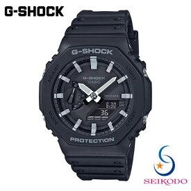G-SHOCK Gショック カシオ CASIO メンズジーショック アナログ 腕時計 メンズ GA-2100-1AJF カーボンコアガード構造 【国内正規品】【送料無料】