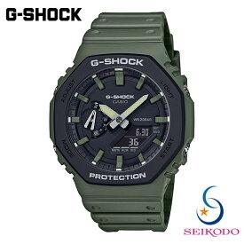 G-SHOCK Gショック カシオ CASIO メンズジーショック アナログ 腕時計 メンズ GA-2110SU-3AJF カーボンコアガード構造 【国内正規品】【送料無料】