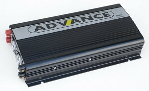 【ポイント10倍】24V定格 2000W 瞬間4000W 50 60Hz切替 高出力 DC AC インバーター DCからAC100Vへ変換 防災グッズ キャンピングカー 発電機 送料無料 C05B