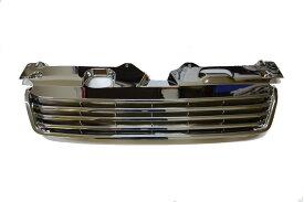 フロントグリル ステップワゴン stepwagon RF3 RF4 RF5 RF6 RF7 RF8後(初年度登録 H15年6月〜H17年5月) SPADA対応 ホンダ フィングリル メッシュグリル 交換 パーツ メッキグリル グリル ダクトグリル 送料無料 SDF001