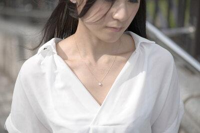スワロフスキー一粒ネックレス-Jewelry_Museum_ジュエリーミュージアム