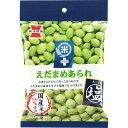 岩塚製菓 米+えだまめあられ 塩味 36g×10パック(1ケース)(YB)