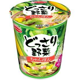 エースコック どっさり野菜 ちゃんぽん 12個入り(1ケース)KK