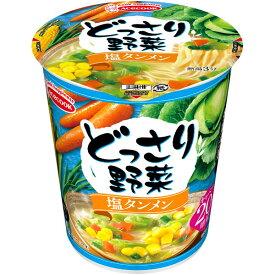 エースコックどっさり野菜 塩タンメン 12個入り(1ケース)KK