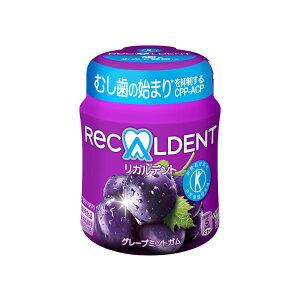 リカルデントグレープミントボトルR 140g×36個入り (1ケース) (MS)