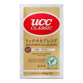 UCC クラシック リッチモカブレンド VP 200g×24本入り (1ケース) (KT)