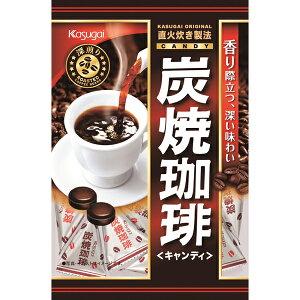 春日井 炭焼珈琲 100g(個装紙込み)×12袋入り (1ケース) (YB)
