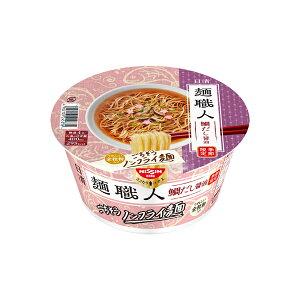 日清麺職人 鯛だし醤油 87g×12個入り (1ケース) (MS)