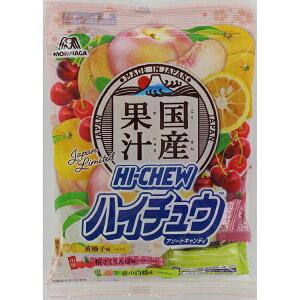 森永 国産果汁ハイチュウアソート 77g×48袋入り (1ケース) (YB)