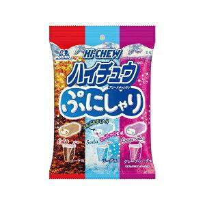 森永製菓 ぷにしゃりハイチュウアソート 68g×48個入り (1ケース) (YB)