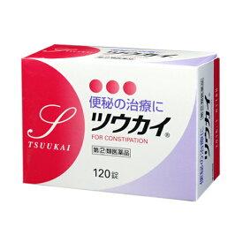 【第(2)類医薬品】 ツウカイ (120錠)便秘薬 下剤 セイムス ピンク 富士薬品 便秘