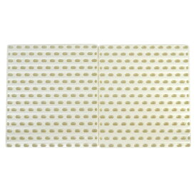 三晃商会 サンコー イージーホーム80用 樹脂休足フロアー(半面×2枚セット)