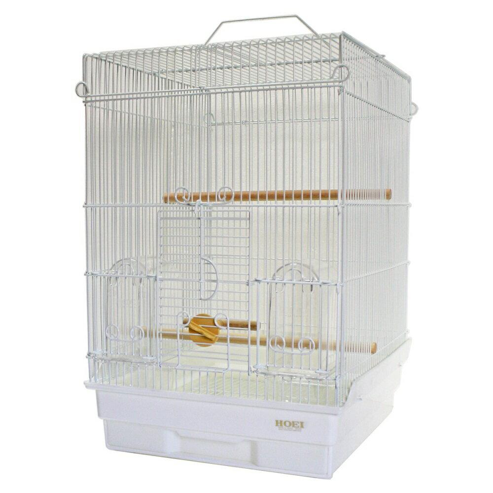 HOEI 35手のり ピュアホワイト(鳥かご、ケージ)