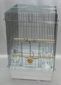 HOEI 35手のりG(銀色メッキ)(鳥かご、ケージ)