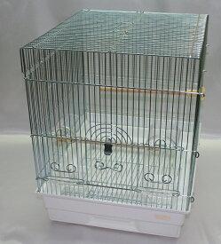 HOEI 35角G(メッキ)(鳥かご、ケージ)