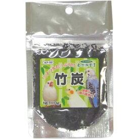 黒瀬ペットフード 自然派宣言 竹炭 10g KP−99 (鳥、餌、副食)
