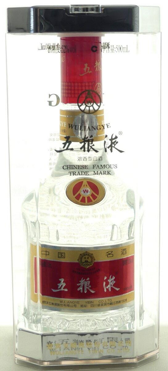 【中国酒】五粮液 五糧液(2010年製) 500ml 52度