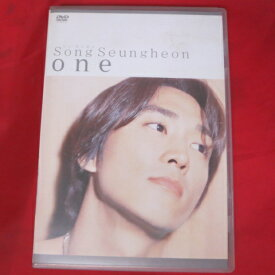DVD ソン・スンホン One 日本語字幕【中古】