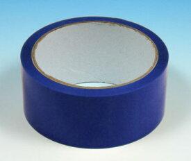梱包用 OPPテープ 青 48mm幅×100m巻(50μ) 1巻