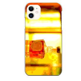 iPhone 11専用 ウイスキーボトル ウヰスキー whisky お酒 飲み物 ドリンク リアル おしゃれ 油彩 アルコール 橙色 お洒落なBAR