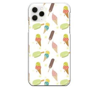 iPhone 11 Pro専用スマホケース アイスクリーム キャンディー ソフトクリーム コーン カラフル キラキラ