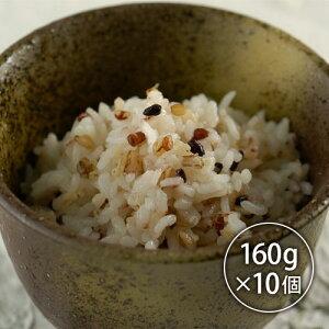 たかの 十七穀ごはん160g×10 レトルトごはん レトルト食品 米 雑穀米