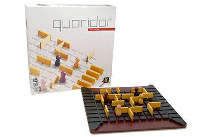 【送料無料】 あす楽対応 ポイント5倍 Gigamic<ギガミック社> コリドール-Quoridor-(木製ボードゲーム)
