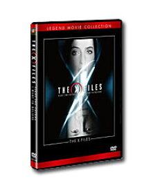 【送料無料】 X-ファイル DVDコレクション<2枚組>