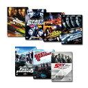 【送料無料】 ワイルド・スピード シリーズ全7作 DVDセット