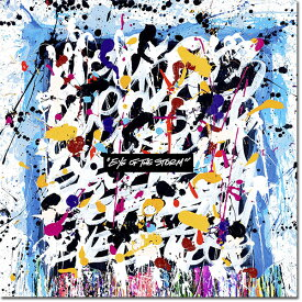【送料無料】 ONE OK ROCK / Album「Eye of the Storm」初回限定盤