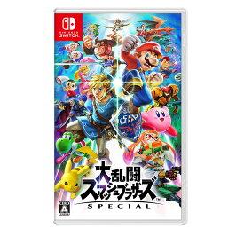 【送料無料】 Nintendo Switchソフト 大乱闘スマッシュブラザーズ SPECIAL