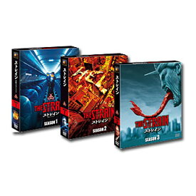 【送料無料】 ストレイン シーズン1〜3 <SEASONSコンパクト・ボックス> DVDセット