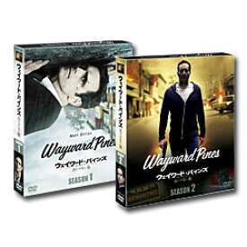 【送料無料】 ウェイワード・パインズ 出口のない街 シーズン1&2 <SEASONSコンパクト・ボックス> DVDセット