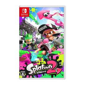 【送料無料】 Nintendo Switch スプラトゥーン2