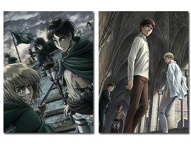 【送料無料】 TVアニメ「進撃の巨人」Season 2 Vol.1&2 DVDセット
